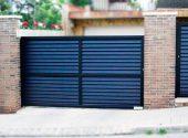 Puerta Corredera Residencial – Puertas Automáticas Merino