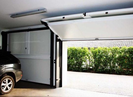 Puerta Preleva Residencial - Puertas Automáticas Merino