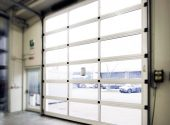 Puerta Rápida Industrial – Puertas Automáticas Merino