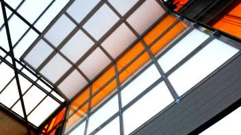 Puerta industrial - Puertas automáticas Merino