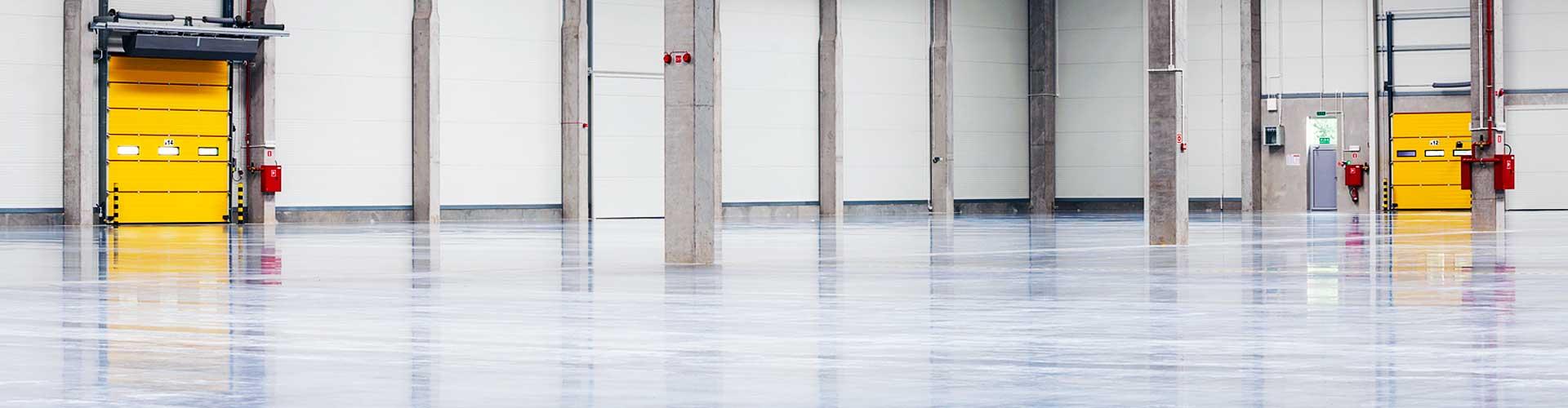 Puertas industriales autom ticas puertas y automatismos for Puertas y automatismos