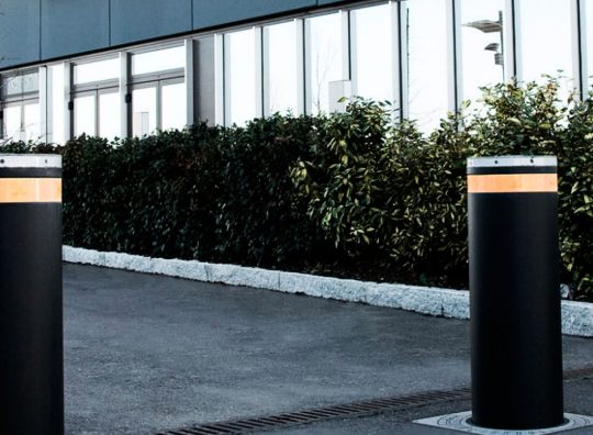 Pilonas - Puertas Automáticas Merino
