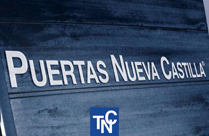 Puertas Merino trabaja con Puertas Nueva Castilla